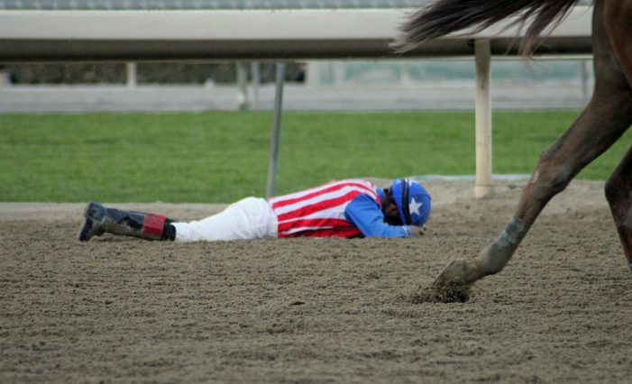 A 23rd Horse Killed at Santa Anita Race Track. How Many More Must Die?