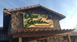 Olive Garden Being Sued Over a Stuffed Mushroom