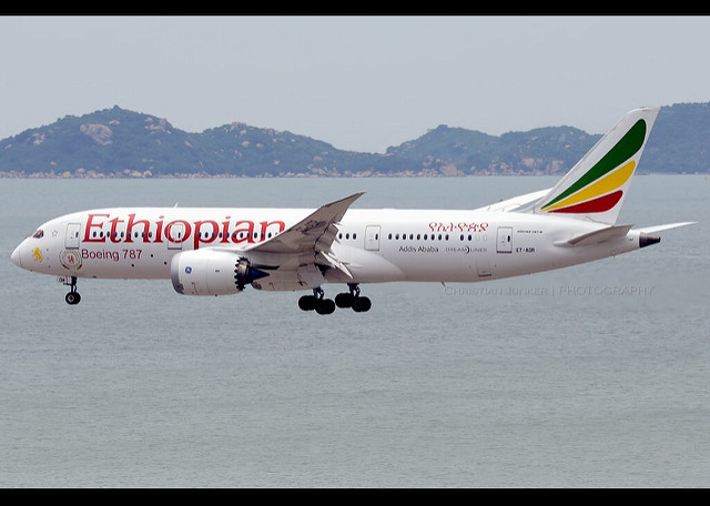 Ethiopian Airplane Crashes, 157 Dead Including 8 Americans
