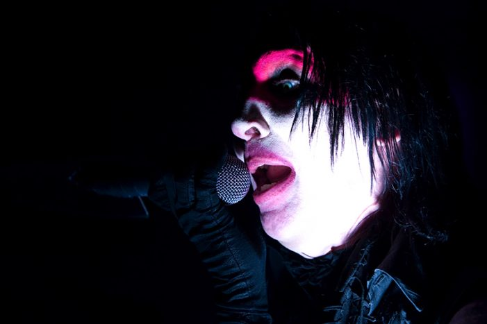 Gil Sharone Marilyn Manson's Drummer for Five Years Quits