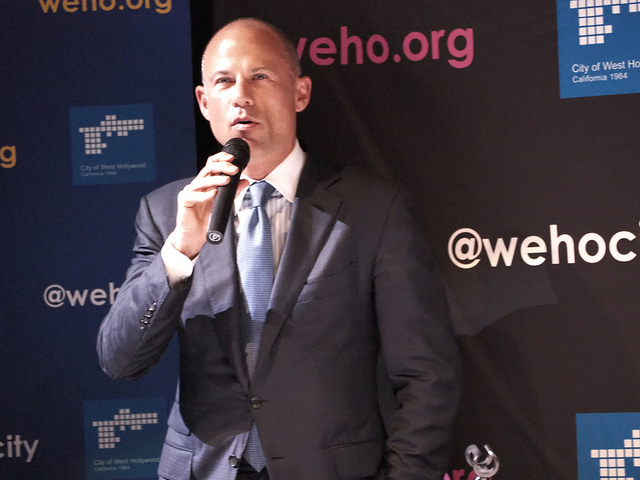 Michael Avenatti Arrested and Charged With Extorting $20 Million From Nike