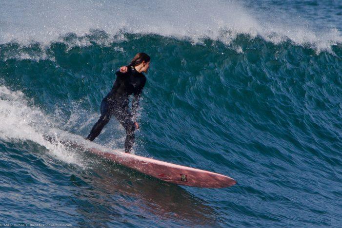 Luzimara Souza Brazilian Surfing Champion Struck by Lightning and Killed