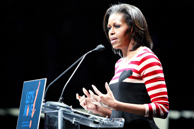 Michelle Obama Says She Will Never Run for President