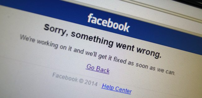 Facebook and Instagram Are Down and Panic Is High - Guardian