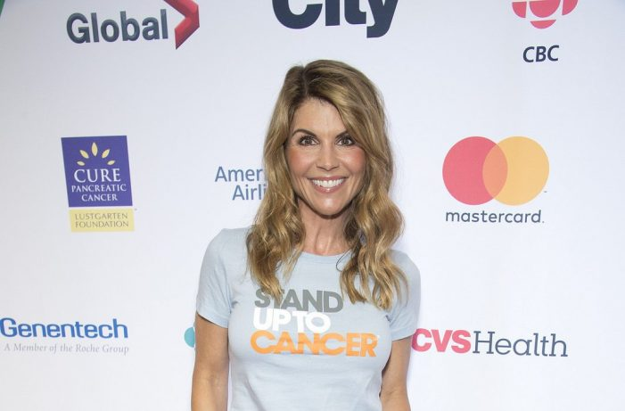 Should Lori Loughlin Be the Angle We Are Taking in College Scandal?