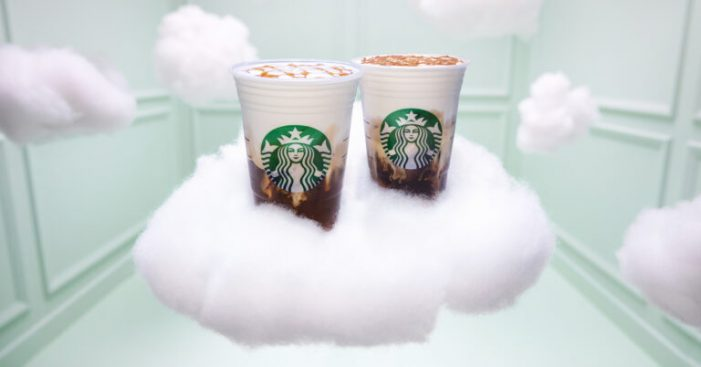 Starbucks Unveils New Menu Items Including Ariana Grande Collaboration