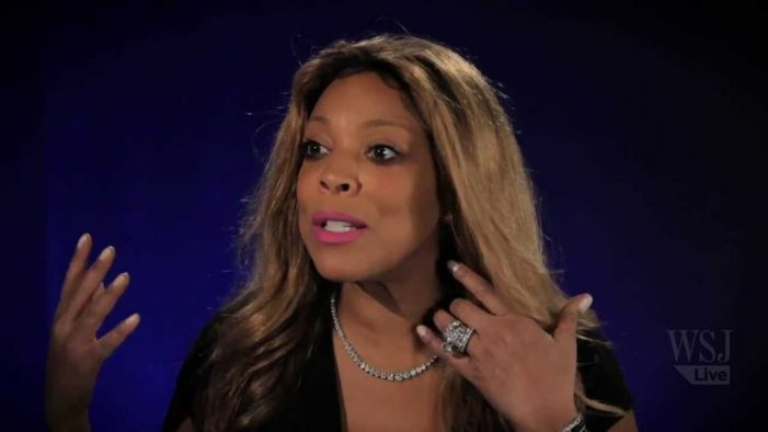 Wendy Williams Returns and Discusses Husband's Cheating Rumors