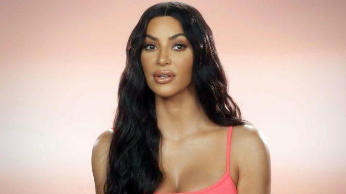 Kim Kardashian Supports New Zealand in Changing Gun Laws