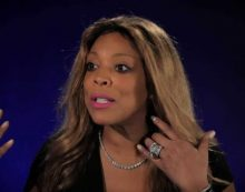 Wendy Williams Becomes a Substance Abuse Crusader