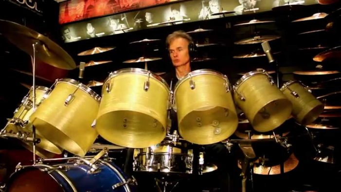 Hal Blaine Drummer Behind Beach Boys, Simon & Garfunkel & Ronettes Dies