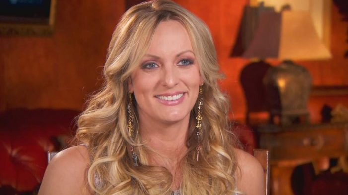 Stormy Daniels Speaks About the Charges and Arrest of Michael Avenatti