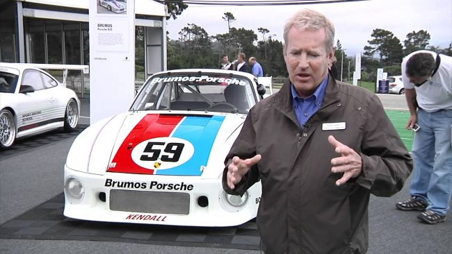 Hurley Haywood Gay Race Car Legend Has A New Patrick Dempsey
