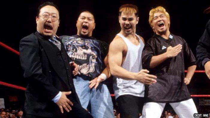 Wally Yamaguchi Responsible for Bringing Kai en Tai to WWE Dies at 60