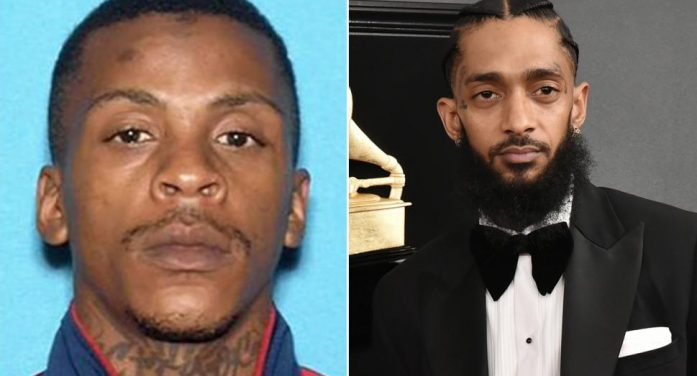 Eric Holder Captured in Bellflower for the Murder of Nipsey Hussle