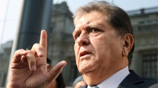 Alan Garcia, Former Peru President, Commits Suicide Prior to Arrest