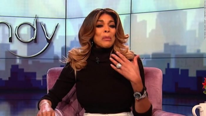 Wendy Williams Addresses Divorce on Show [Spoiler]