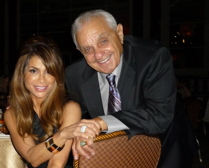 Paula Abdul Heartbroken After Father Harry Dies From Alzheimer's Disease