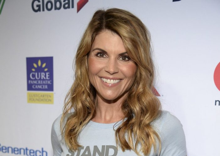 Lori Loughlin and Felicity Huffman Fight Scandal Charges