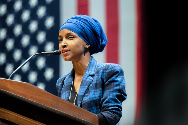 New York Trump Supporter Arrested for Threatening to Kill Rep. Ilhan Omar