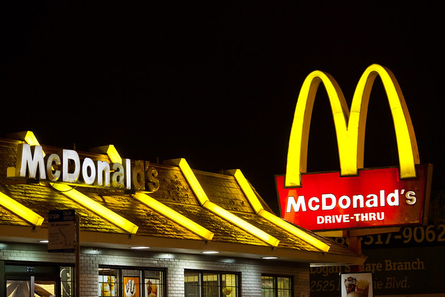 McDonald's Cutting Back Their Late Night Menu. People Panic!