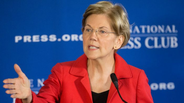 Elizabeth Warren Citing Mueller Report Tells Congress Impeach Trump