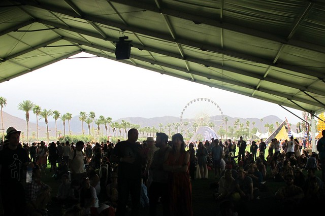 Coachella Concert Goers Get Herpes With Their Music. 250 Cases Per Day Reported