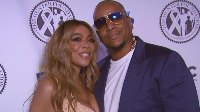 Wendy Williams Calls the Cops When Her Ex Arrived With a U-Haul