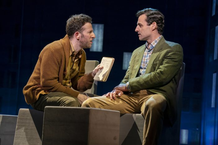 'Falsettos' Rings False With Dated, Annoying Elements
