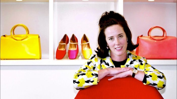 New Book Claims Kate Spade Sent Note to Friend Prior to Suicide