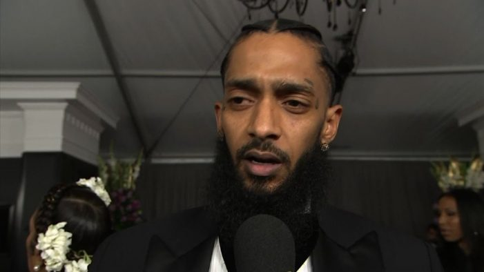 Nipsey Hussle Murder Suspect Named. Police Need Help Finding Him