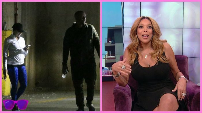 Wendy Williams' Ex Was With Mistress Sharina Hudson Before Divorce Filing
