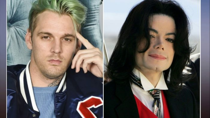 Aaron Carter Is Ready to Speak the Truth About Michael Jackson
