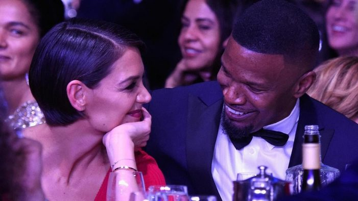 Has Katie Holmes and Jamie Foxx Rekindled Their Relationship?