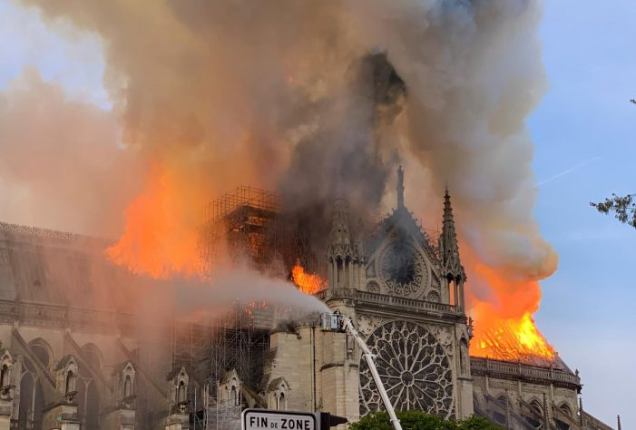 Notre Dame Fire Possibly Caused by Short-Circuit Prosecutors Say