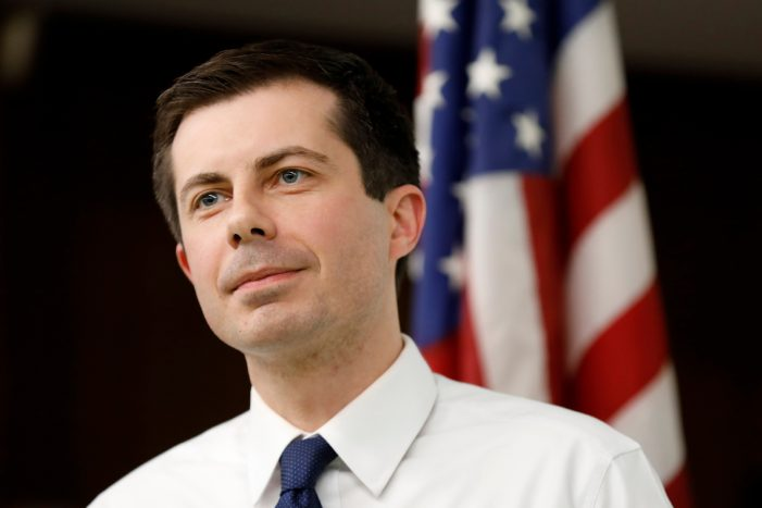 Pete Buttigieg Has His First Congressional Endorsement for President