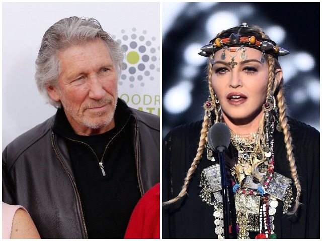 Roger Waters Asks Madonna to Support Human Rights and Cancel Eurovision