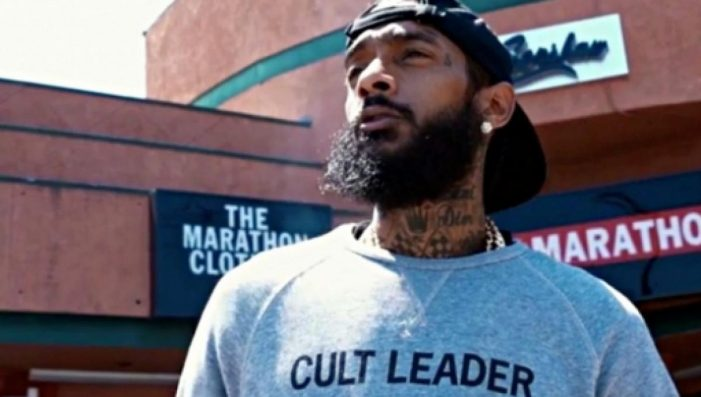 Nipsey Hussle Did Not Die Alone