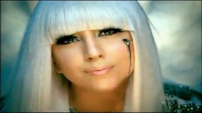 Lady Gaga's 'Poker Face' Was Number 1 Ten Years Ago Today [Video]