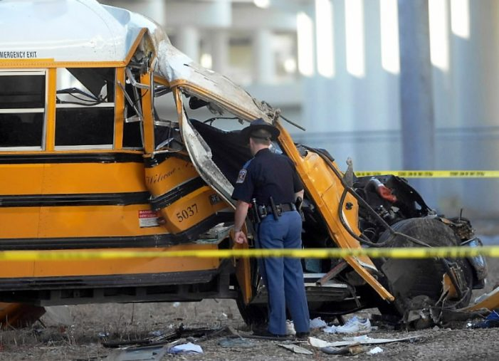 30 Injured Including Children in Brooklyn School Bus Crash [Video]