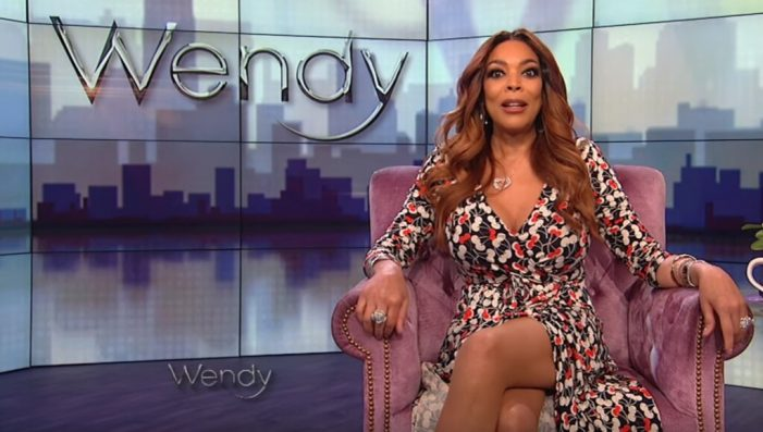 Wendy Williams Gets Rid of Her Ex and the Hunter Foundation