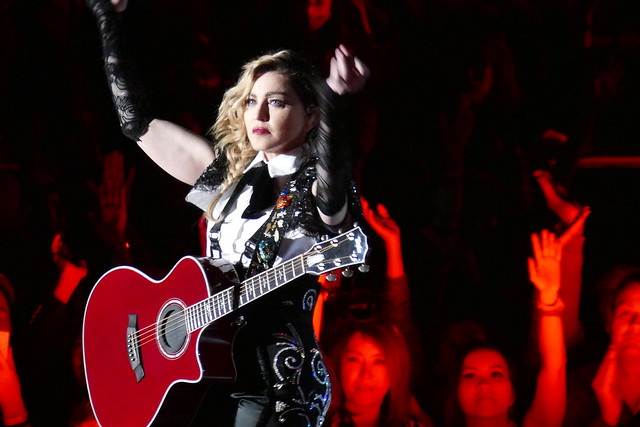 Madonna to Release Two More Singles After Three Flops Prior to Album