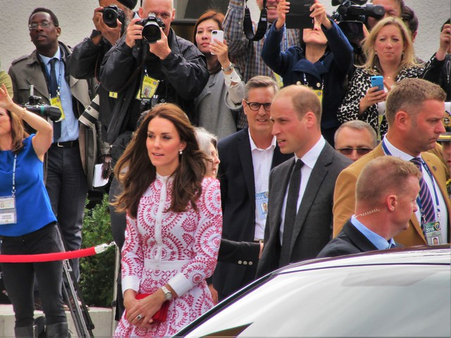 Prince William and Kate Middleton Have Not Met the New Royal Baby