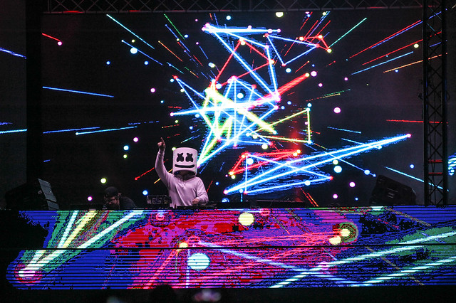 Marshmello Sued by Arty for Ripping Off 'I Lived' Remix From One Republic [Video]