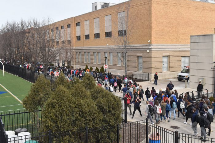 Homewood-Flossmoor HS Students Walkout in Outrage Over Blackface Video