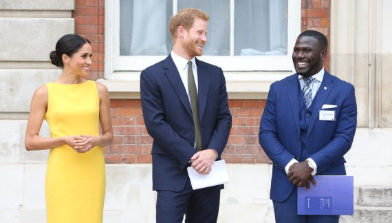 Royal Baby Fever at an All-Time High as Duke and Duchess of Sussex Introduce Their Son to the World
