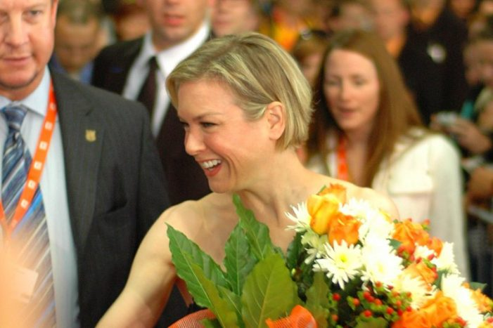 Renee Zellweger and Boyfriend's Relationship Appears to Be Over