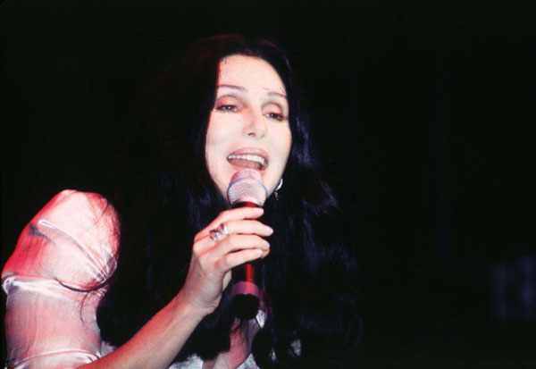 Cher May Be Having Difficulties Selling Tickets to Her Canadian Shows