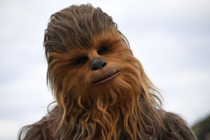 Chewbacca Joins Princess Leia. Actor Peter Mayhew Dies at 74