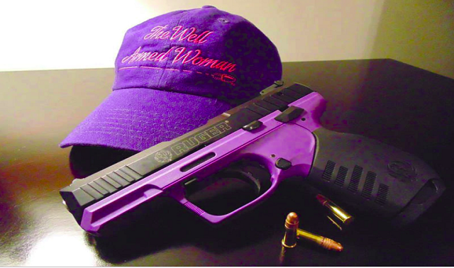 Women Hit the Gun Range to Declare #NOTMe