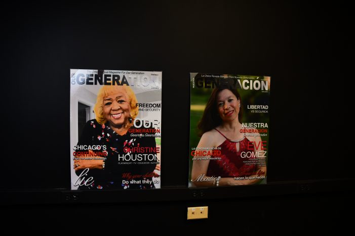 Our Generation Magazine Launch Party